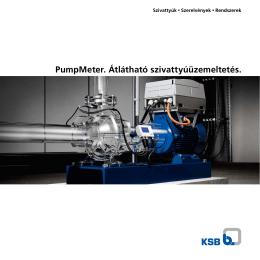 PumpMeter termékismertető