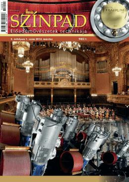 A 2014. évi 1. szám itt letölthető (pdf)