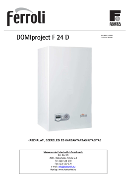 Domiproject D F24
