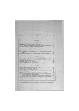 1979/1. - Szabó T. Attila Nyelvi Intézet