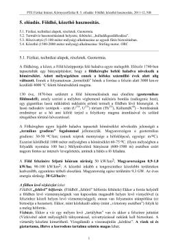 II/5 - PTE TTK Fizikai Intézet