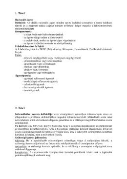 Itt - SZTE TTK Info
