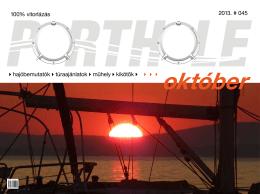 2013. # 045 >hajóbemutatók>túraajánlatok>műhely