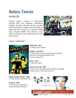 bővebben - Budapest Film Academy