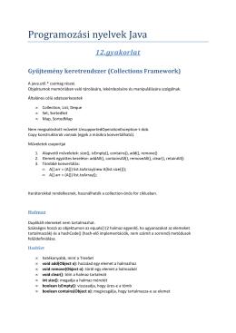 Gyakorlat anyaga (pdf)