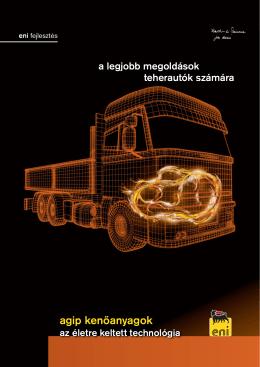 A legjobb megoldások teherautók számára