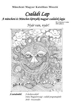 Letölthető verzió (pdf) - Magyar Katolikus Misszió München