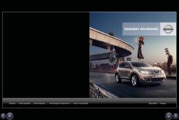 Brossúra - Nissan Nyitrai Autóház
