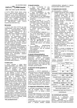 CA72-4 [125I] IRMA készlet