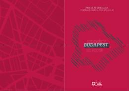 Szubjektív Budapest Tér-képek