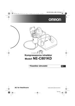 Modell NE-C801KD - Omron Healthcare