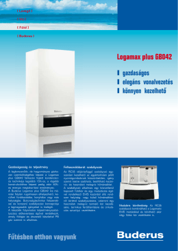 Logamax plus GB042
