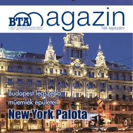 New York Palota