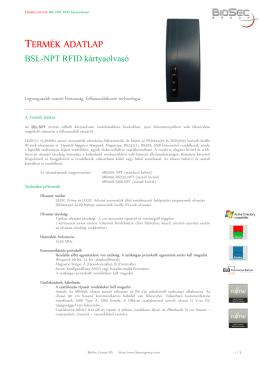 BioSec BSL NPT
