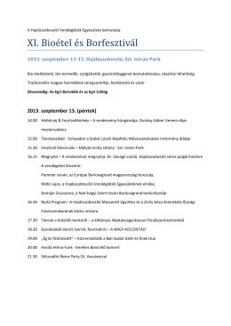 PDF formátumban - Hajdúszoboszlói Vendéglátók Egyesülete