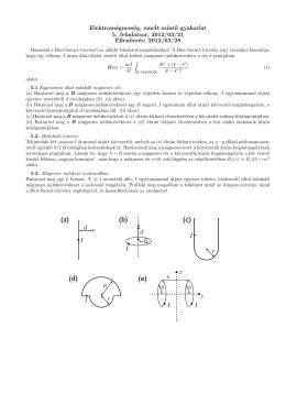 5. feladatsor (pdf)
