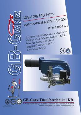 SGB-120-G prosi 100411.indd - GB-Ganz