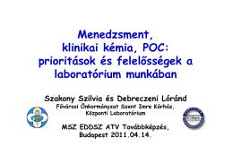 Szakony Szilvia és Prof .Dr.Debreczeni Loránd