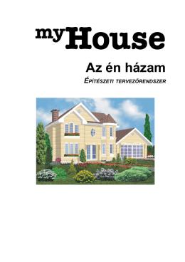 my House Felhasználói kézikönyv