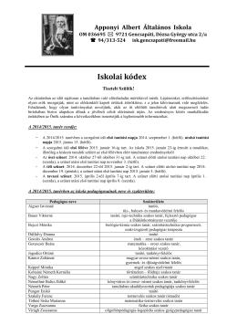 Letöltés - Apponyi Albert Általános Iskola