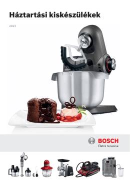 Bosch kiskészülék katalógus