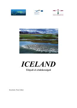 Iceland - tények és érdekességek