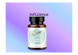 InFLUence - Immunerősítés