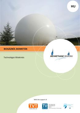 Biogázból biometán