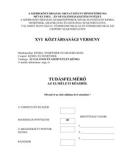 TUDÁSFELMÉRŐ - mycpanel.rs