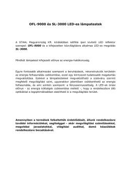 adatlap letöltése - Stahl Magyarország Kft.
