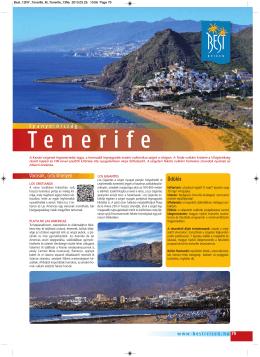Tenerife - Best Reisen