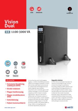 Vision Dual - Riello UPS