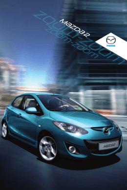 Töltse le a Mazda2 termékkatalógust