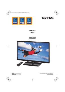 LED-tévé - Gt