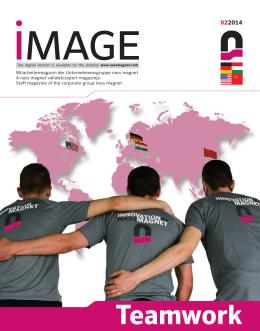 Teamwork - nass magnet GmbH
