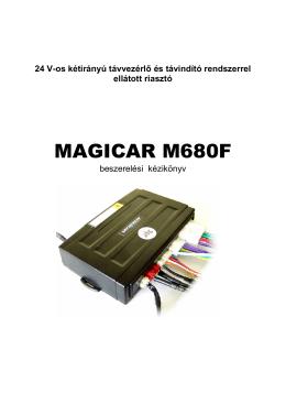 MAGICAR M680F