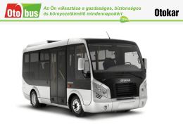 Otokar CENTRO, 6 m-es OLCSÓ alacsony padlós midibusz