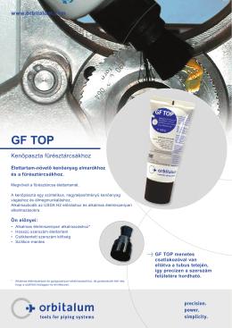 GF TOP - FGF Kereskedelmi és Képviseleti Bt.