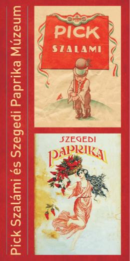 Untitled - Pick Szalámi és Szegedi Paprika Múzeum