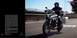 ADVENTURE 2012 - Motorkerékpárok