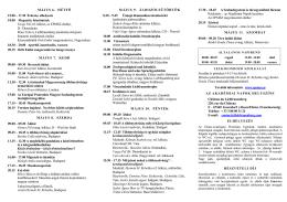 Műsorfüzet (PDF) - quartz