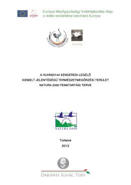 Túrkeve 2013 - Nimfea Természetvédelmi Egyesület
