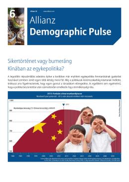 Sikertörténet vagy bumeráng Kínában az egykepolitika?