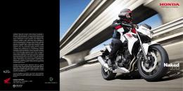 Naked 2013 - Motorkerékpárok
