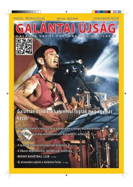 Galántai Kéttannyelvű Magángimnázium – FACTORY 2014