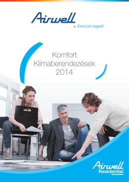 Airwell katalógus 2014