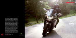 TÚRA 2011 - Motorkerékpárok