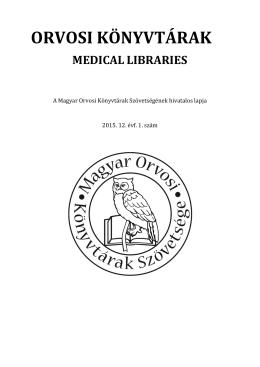 2015/1 - Központi Könyvtár