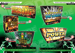 V POWER TOXic Big Bang adREnalin FiRE dRagOn