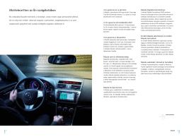 Műszaki adatok - MAZDA Auto Focus